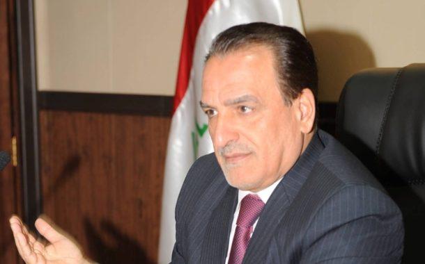 بالصور . عدنان الاسدي في وزارة الداخلية