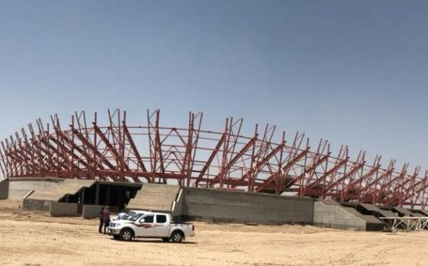 إستئاف العمل بملعب الناصرية وإنشاء آخر في الاسكندرية