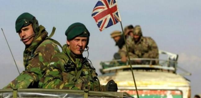 بريطانيا ترفع المستوى الأمني لقواتها في العراق بسبب إيران