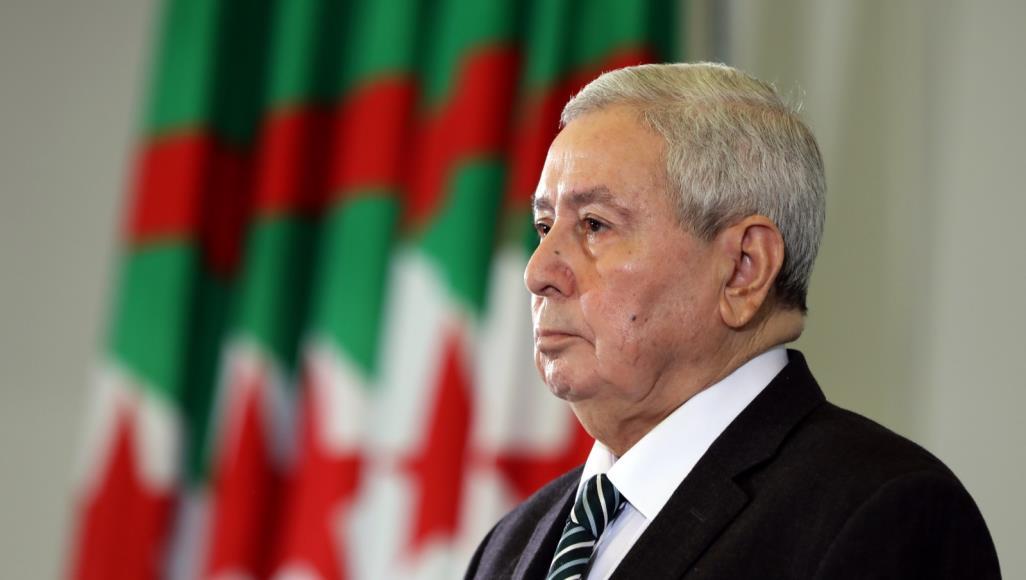 الرئيس الجزائري المؤقت يتسلم أوراق اعتماد 6 سفراء جدد