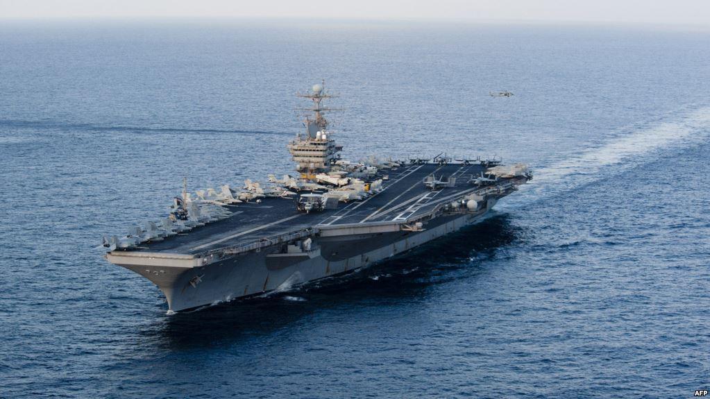 'لينكولن' في الاستوديو.. تكنولوجيا أميركية تردع إيران