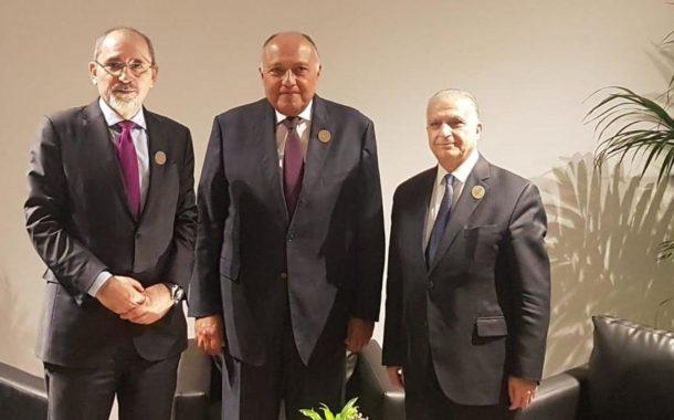 اجتماع أردني عراقي مصري يبحث آليات التعاون الاقتصادي