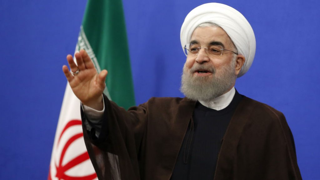 روحاني: ترمب تراجع عن قرار الحرب