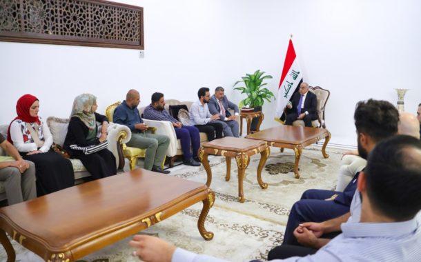رئيس مجلس الوزراء يبارك للشعب العراقي والتلاميذ والطلبة والهيئات التعليمية والتدريسية