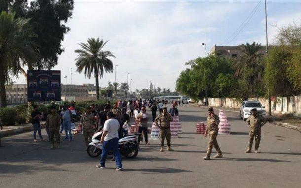 العالم يدير ظهره للانتهاكات ضد المتظاهرين في العراق.