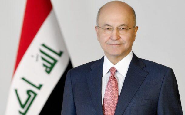 رئيس الجمهورية : جهدنا لن يستقر حتى القضاء الناجز على فلول داعش