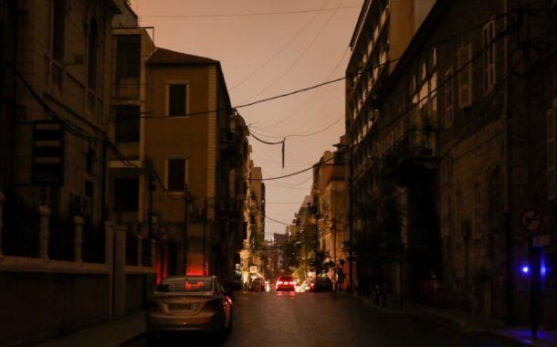 موجة غضب في لبنان..  البلد يغرق في العتمة