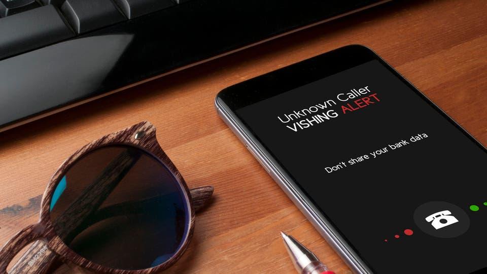 مكالمات خادعة لسرقة المعلومات