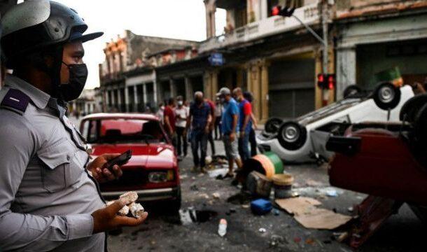 احتجاجات كوبا: طفح الكيل