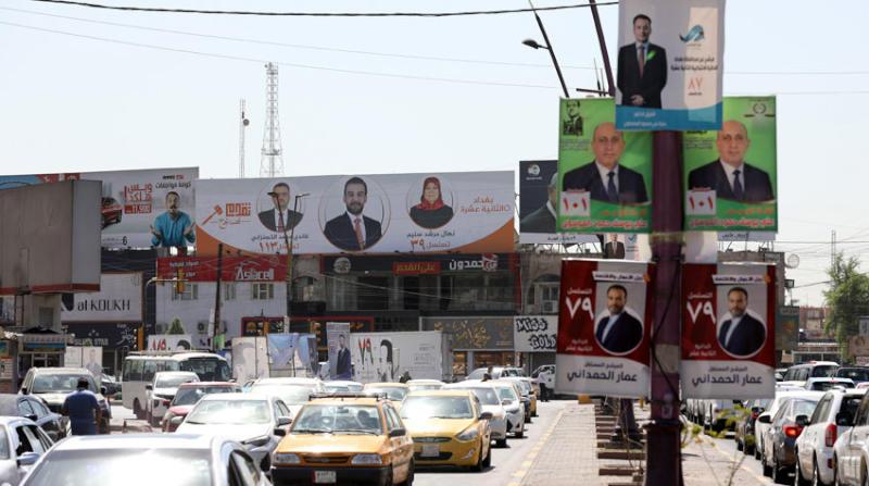 تراجع أرباح الإعلانات في موسم الانتخابات العراقية